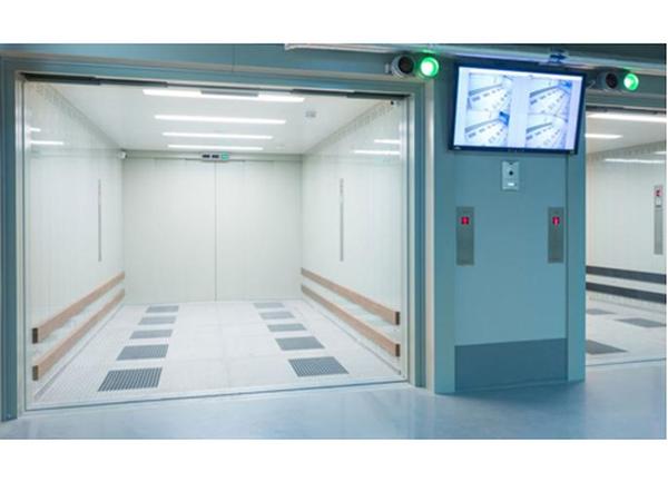 LEGENDA Intelligent Development/ Автомобильный лифты в доме «Победы, 5» от LEGENDA Intelligent Development