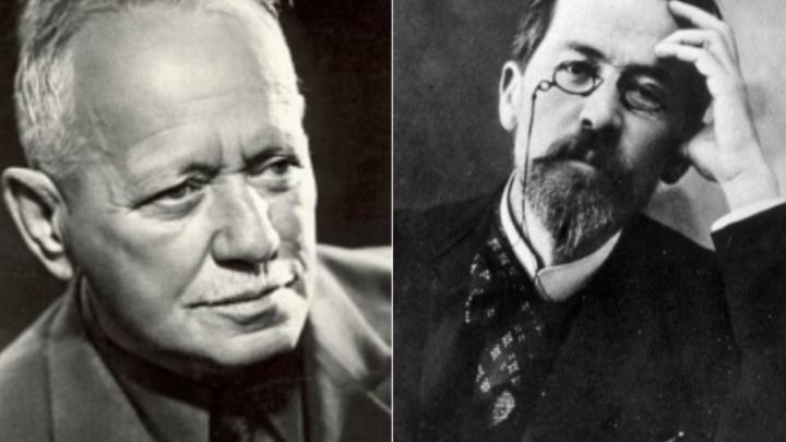 Донские писатели Антон Чехов и Михаил Шолохов вошли в список «Русских кумиров XX века»