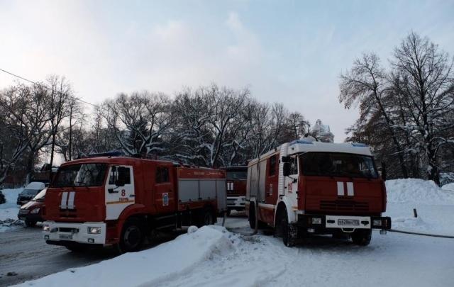 В Прикамье 15-летний юноша спас на пожаре пожилую женщину