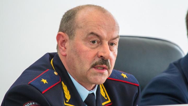 В Самаре ночными гонщиками займется новый генерал ГУ МВД