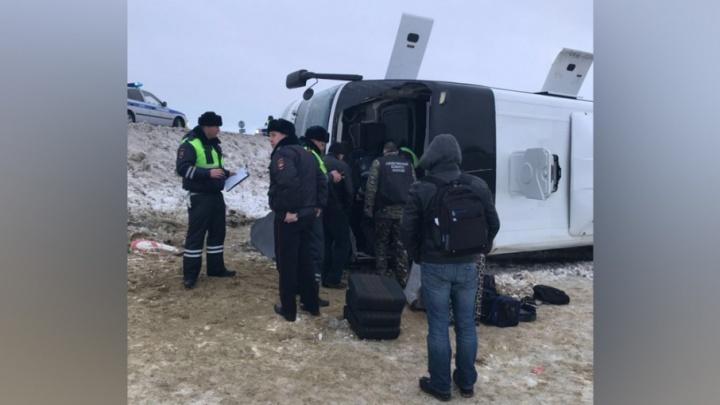 Водителя разбившегося под Белой Калитвой автобуса отправили под домашний арест