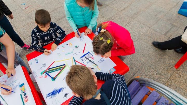 Тюменцев зовут на «Парад детей»: будут бесплатные мастер-классы, конкурсы и концерт
