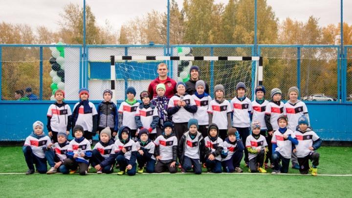 Юных тюменцев с сахарным диабетом приглашают на бесплатные тренировки по мини-футболу