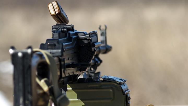 На Дону проверили боеготовность ростовских мотострелков
