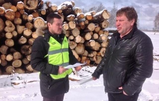 В правительстве оценили ярославские дороги, по которым возят лес