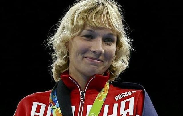 Спортсменка из Златоуста Анастасия Белякова взяла золото на международном турнире по боксу