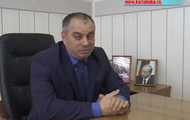 «Цели и задачи непонятны»: силовики пришли домой к главе Карталинского района