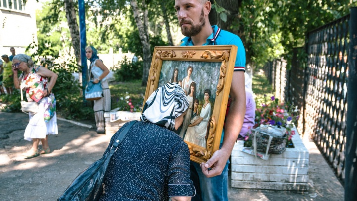 Сплотились вокруг царя: в Самаре почтили память Николая Второго и его семьи