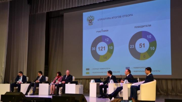 ТИУ — в числе победителей конкурса Минобрнауки России по созданию центров инноваций