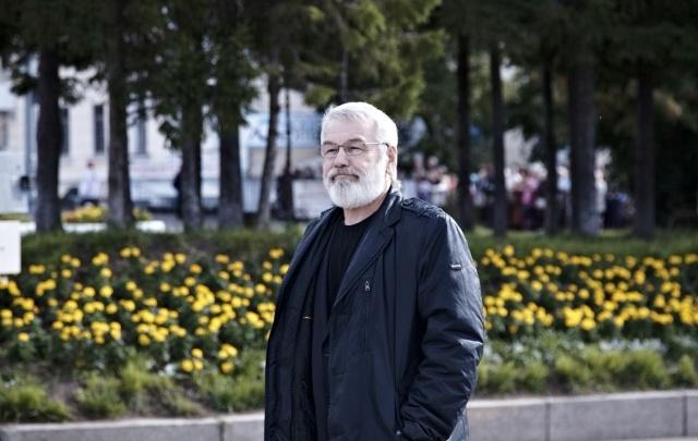 Выставка Сергея Сюхина откроется в августе в музее современного искусства