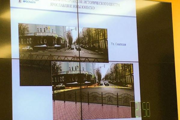 Ограду с гербами планируют установить в центре города