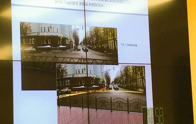 Власти объяснили, зачем снесут чугунные ограды на центральном бульваре
