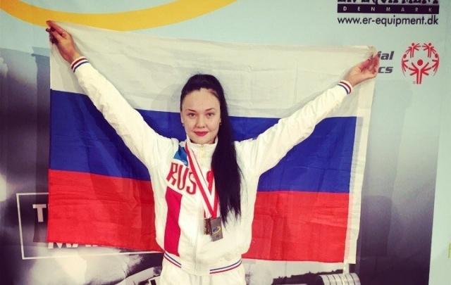 Архангелогородка Мария Ерохина завоевала серебро на первенстве Европы по пауэрлифтингу