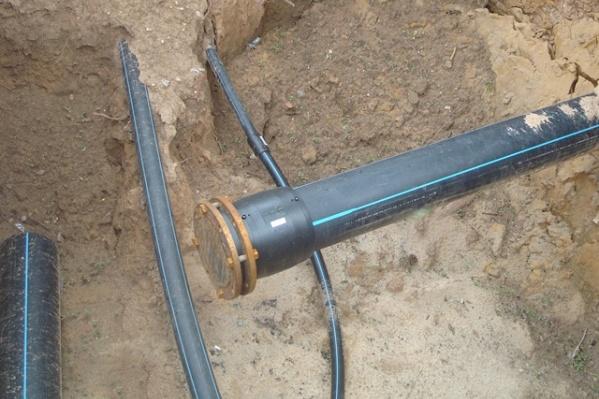 В Тракторозаводском районе обновят участок водовода