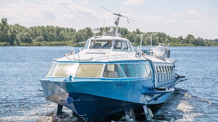В Самаре осенью речной транспорт будет ходить реже