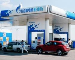 Продажи сети АЗС «Газпромнефть» выросли на 33 процента за 2012 год