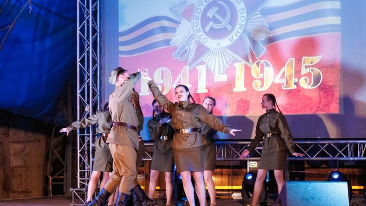 Компания «ЕвроХим» поздравила волгоградцев с Днем Победы