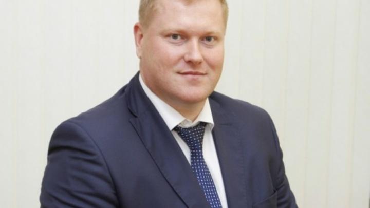 Олег Бачериков назначен новым заместителем главы Северодвинска