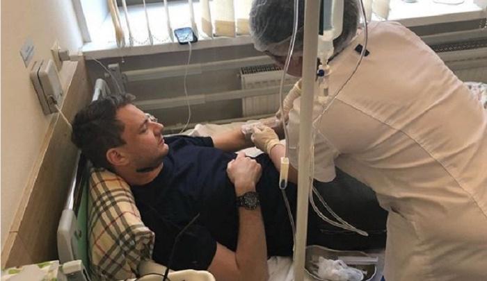 «Иду на поправку»: после избиения в пермском клубе DJ Smash проведет в больнице еще три недели
