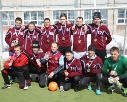 В Перми состоялся спортивный турнир среди предприятий Роскосмоса