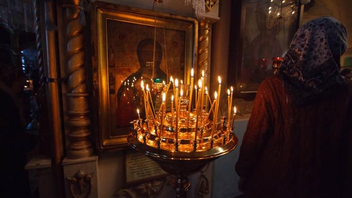 В Тюмени освятят Поклонный крест на месте строительства будущего храма