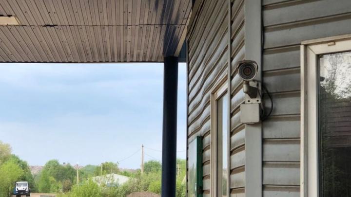 Считаем мусоровозы: на полигоне «Скоково» поставили онлайн-камеры