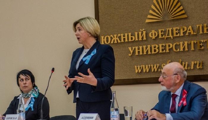 Марина Боровская вновь стала ректором ЮФУ