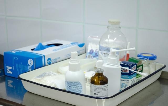 Прокуратура: в центральной больнице Борского района нашли спирт без маркировки