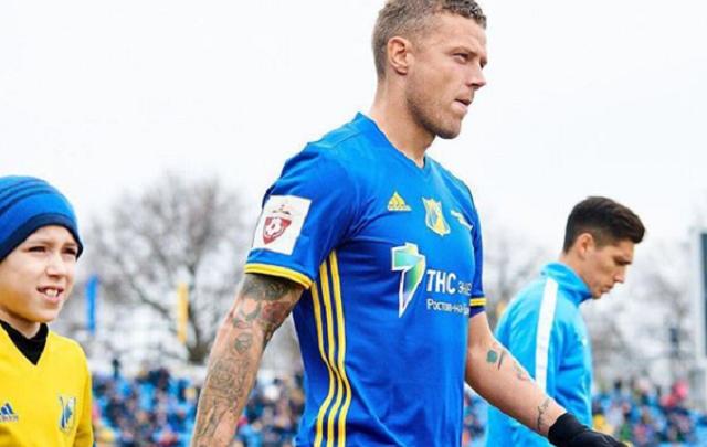 Защитник ФК «Ростов» Рагнар Сигурдссон хочет и дальше выступать за желто-синих