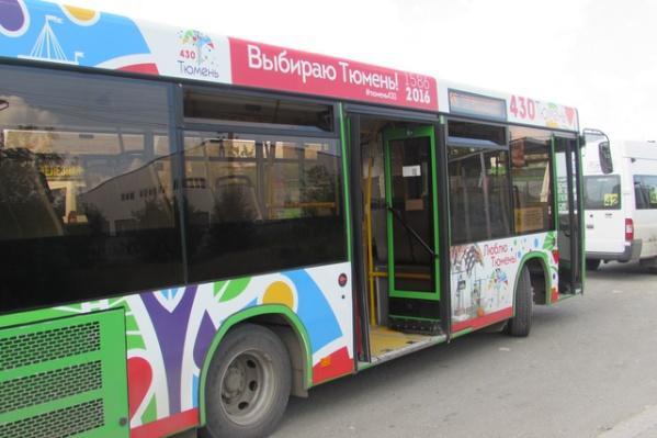 Первые «гармошки» на 200 пассажиров в Тюмень привезут в июне