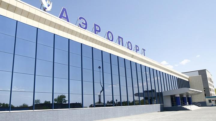 Власти сохраняют планы по установке информтабло на стоянке у челябинского аэропорта