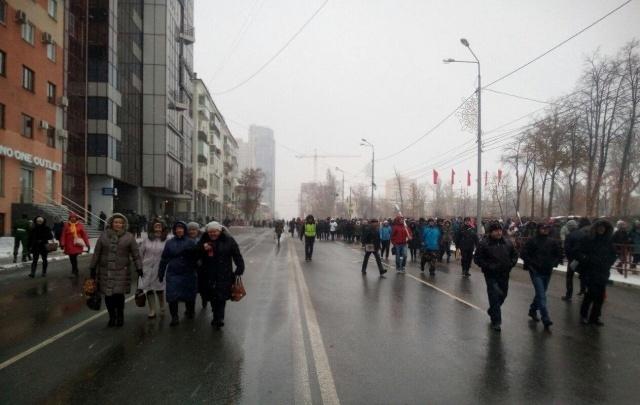 В Самаре пройдут массовые гулянья в честь годовщины присоединения Крыма