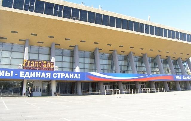 Профсоюзы согласились продать Дворец спорта областной администрации