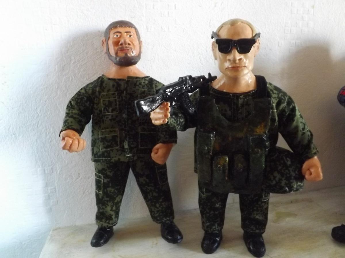 """Куклы из серии """"Вежливые люди"""""""