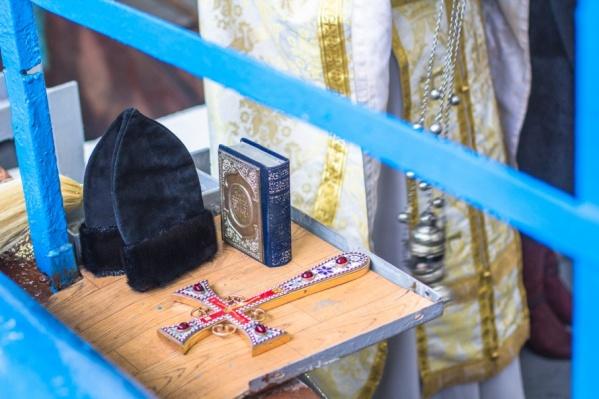 На выставке можно будет прикоснуться к святыням храмов