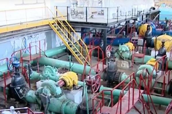 Очистные сооружения в Переславле-Залесском не модернизировались около полувека