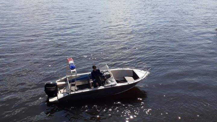 Волгоградские спасатели выпустили на воду тройку новых катеров