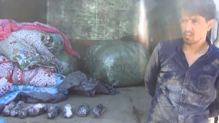 Спокойной ночи: в Челябинске осудили киргиза, который привёз на Урал 16 кг героина в одеялах