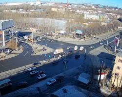 В столкновении на Свердловском пострадали двое