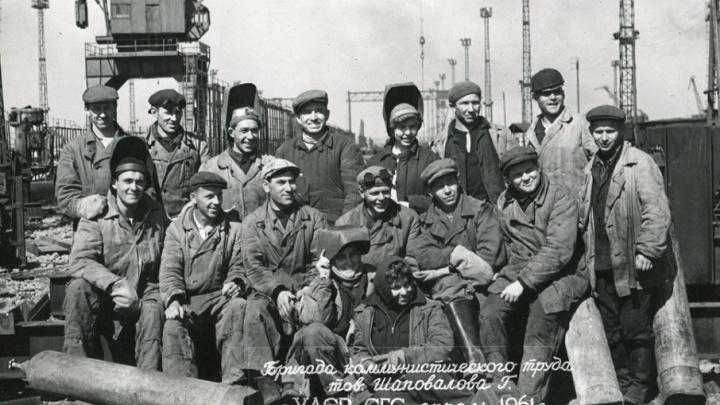 Жителей Волжского призывают поделиться старыми фотографиями города