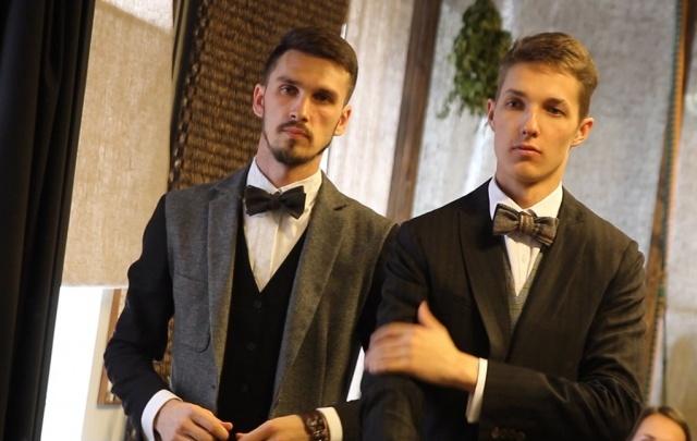 «Свадьба года»: костюм – просто песня