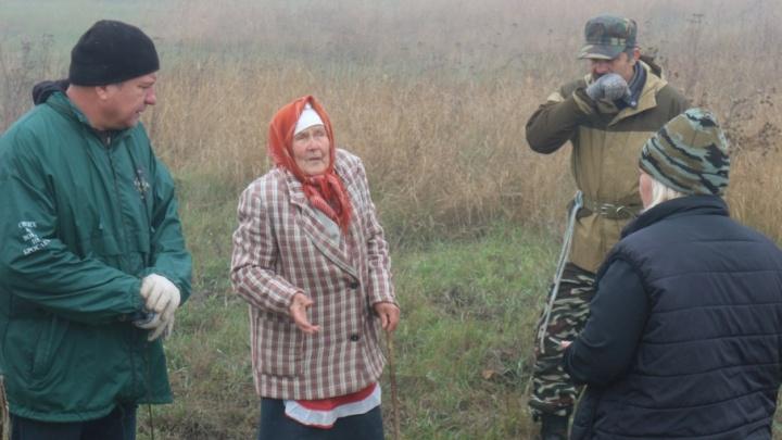 Останки десяти советских бойцов нашли в Ростовской области