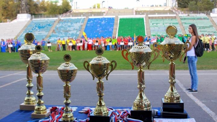 Волжский станет столицей сельских спортивных игр Волгоградской области