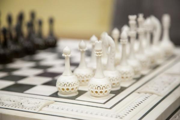 Первый шахматный турнир состоится прямо в день открытия академии