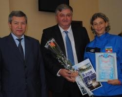 Футболистки азовской «Дончанки» могут попасть в Книгу рекордов Гиннесса
