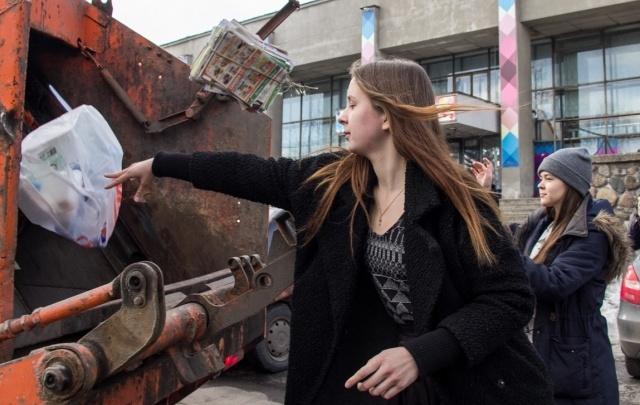 Эколикбез в Архангельске: как создать общество сознательных потребителей?