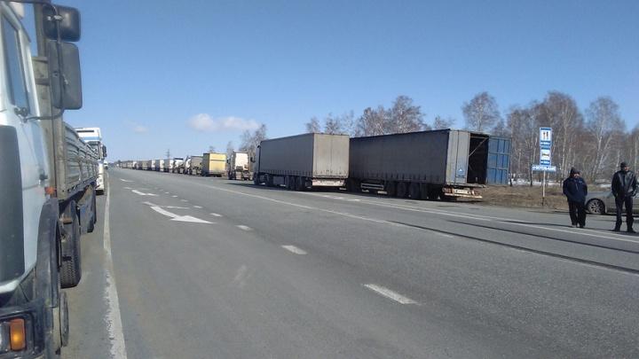 Суд оправдал организатора стачки дальнобойщиков под Челябинском