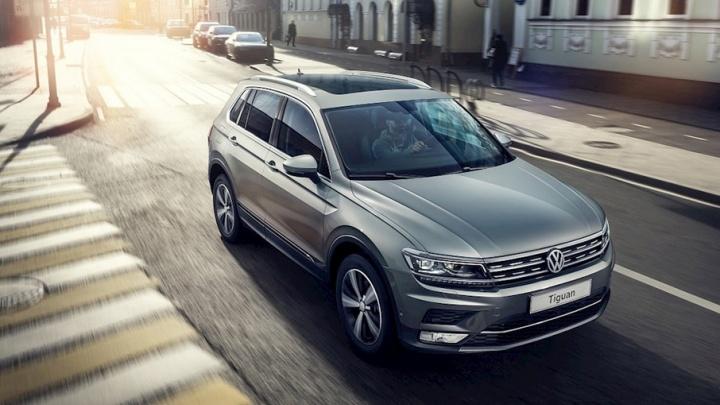 Доступные цены на новый Volkswagen Tiguan в «Волга-Раст» при покупке в июле