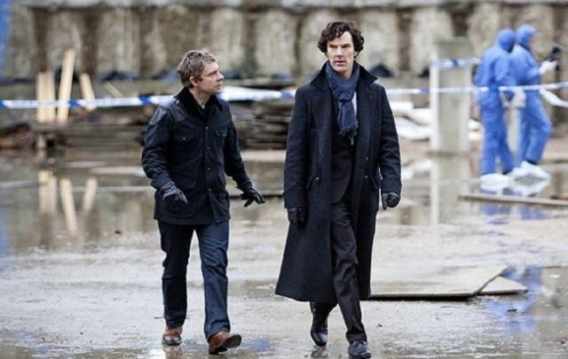 «Шерлок»: современное видение легендарного детектива