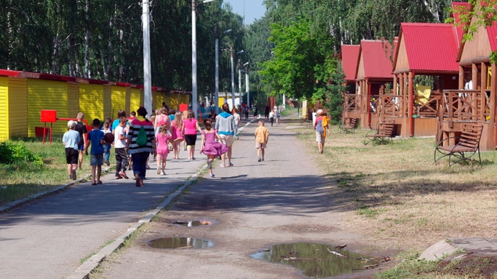 Менингит подтвердился у четверых детей, отдыхавших в лагере